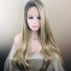 viyce Accessories - ♥️Customized Blonde Lace Wig - 13 x 3 parting